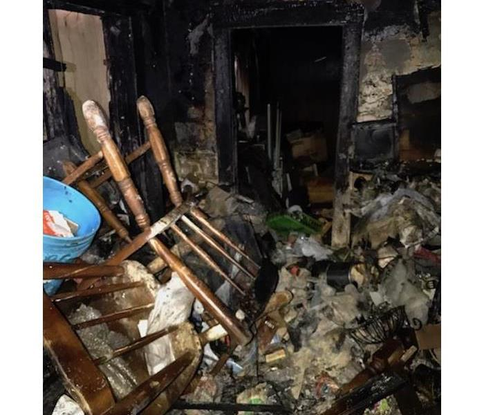 Devastating Fire In A Hoarded Home