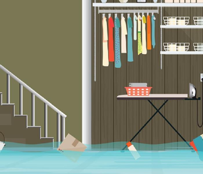 The Best Way To Dry Northampton Water Damaged Basements
