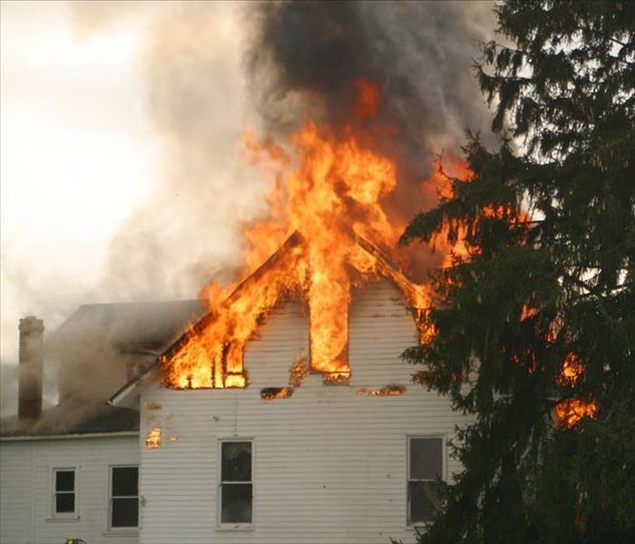 Fire Damage Your Home Probably Isn't Totaled by Fire Damage in Granby