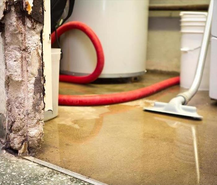 Water Damage Why Hiring a Professional for Your Amherst Water Removal Emergency is Essential