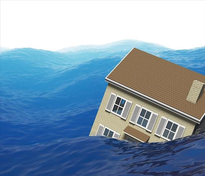 Storm Damage Restoring Your Home and Your Life after Flood Damage Happens to Your Ware Residence